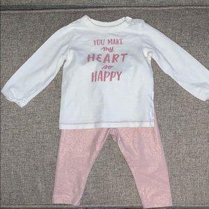 Infants Gymboree outfit!